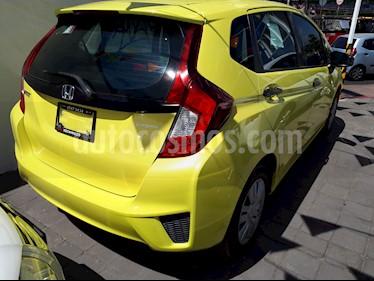 Foto venta Auto usado Honda Fit Cool 1.5L (2015) color Acero precio $150,000
