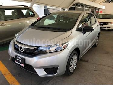 Foto venta Auto usado Honda Fit Cool 1.5L (2016) color Plata precio $175,000