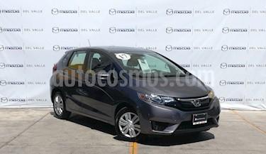 Foto venta Auto usado Honda Fit Cool 1.5L (2017) color Acero precio $210,000