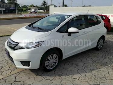 Foto venta Auto usado Honda Fit Cool 1.5L (2017) color Blanco precio $180,000