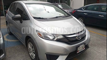 Foto venta Auto usado Honda Fit Cool 1.5L (2016) color Plata precio $178,000