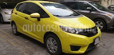 Foto venta Auto usado Honda Fit Cool 1.5L (2015) color Amarillo precio $163,000