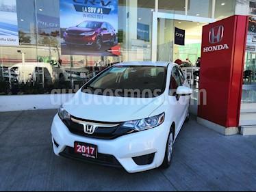 Foto venta Auto usado Honda Fit Cool 1.5L (2017) color Blanco Marfil precio $199,900