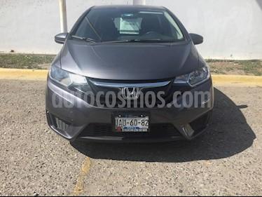 Foto venta Auto usado Honda Fit Cool 1.5L (2017) color Acero precio $185,000