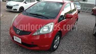 Foto venta Auto usado Honda Fit EX 1.5L Aut (2010) color Rojo precio $115,000