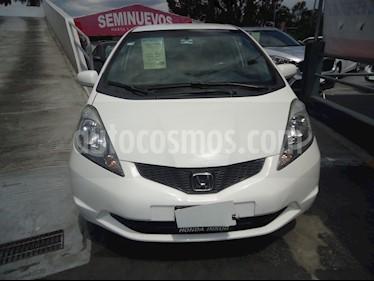 Foto venta Auto usado Honda Fit EX 1.5L Aut (2011) color Blanco precio $130,000