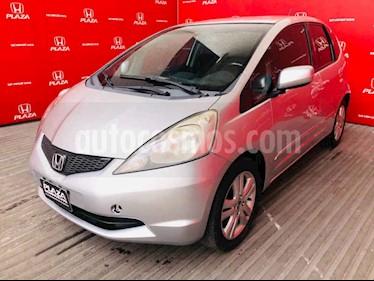 Foto Honda Fit EX 1.5L Aut usado (2011) color Plata precio $147,000
