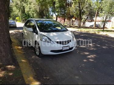 Foto venta Auto usado Honda Fit EX 1.5L Aut (2009) color Blanco precio $92,000