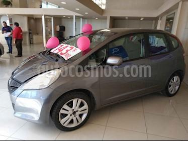 Foto venta Auto usado Honda Fit EX 1.5L Aut (2013) color Gris precio $135,000