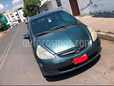Foto Honda Fit EX 1.5L usado (2008) color Verde Profundo precio $70,000