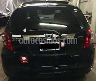 Foto venta Auto Usado Honda Fit EX Aut (2009) color Negro precio $200.000