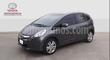 Foto venta Auto usado Honda Fit EX  (2013) color Gris Oscuro precio $450.000