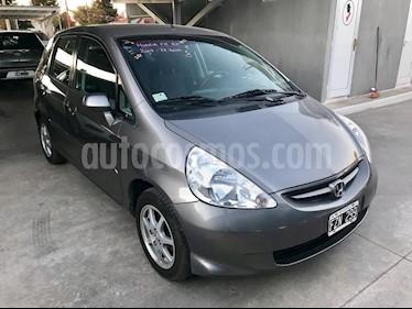 Foto venta Auto usado Honda Fit EX  (2007) color Gris Oscuro precio $360.000