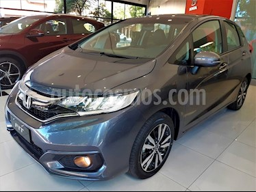 Foto venta Auto usado Honda Fit EXL Aut (2019) color Blanco Alaska precio $940.000