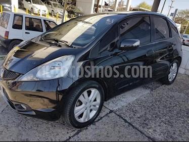 Foto venta Auto usado Honda Fit EXL Aut (2010) color Negro precio $310.000