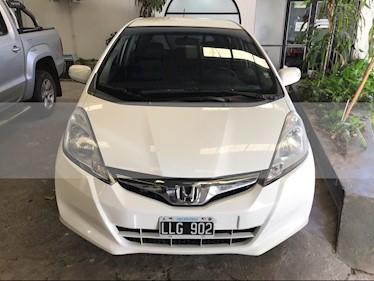 Foto venta Auto usado Honda Fit EXL Aut (2012) color Blanco precio $360.000