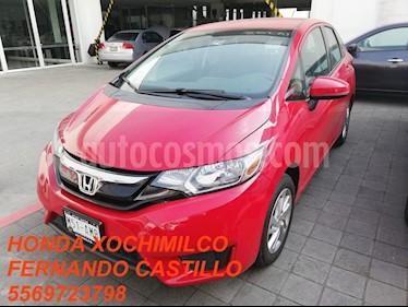 Foto venta Auto Seminuevo Honda Fit Fun 1.5L Aut (2017) color Rojo Basque precio $210,000