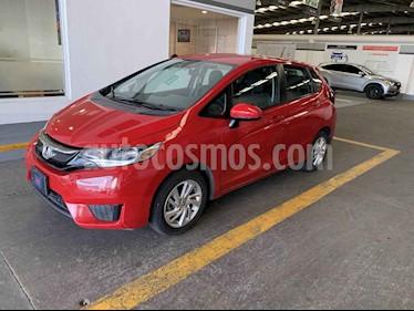 Foto venta Auto usado Honda Fit Fun 1.5L Aut (2016) color Rojo precio $185,500
