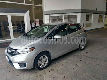 Foto venta Auto usado Honda Fit Fun 1.5L Aut (2016) color Plata precio $175,500