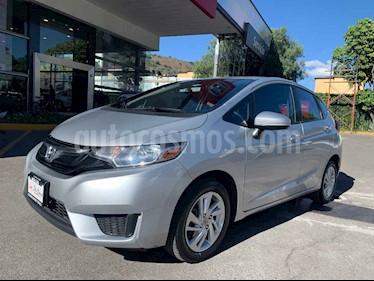 Foto Honda Fit Fun 1.5L Aut usado (2015) color Plata precio $170,000