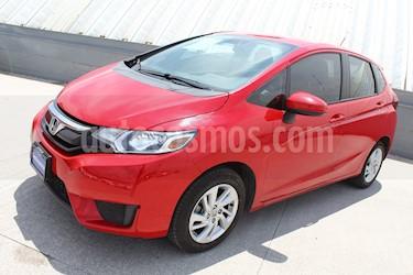 Foto venta Auto usado Honda Fit Fun 1.5L Aut (2016) color Rojo precio $189,000