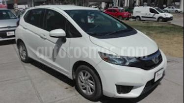 Foto venta Auto usado Honda Fit Fun 1.5L Aut (2017) color Blanco precio $209,000