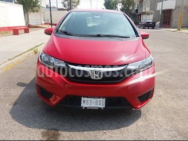 Honda Fit Fun 1.5L Aut usado (2017) color Rojo precio $179,000