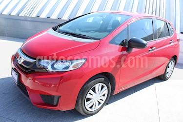 Foto venta Auto usado Honda Fit Fun 1.5L Aut (2016) color Rojo precio $185,000
