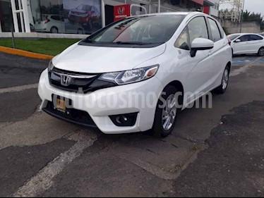 Foto venta Auto usado Honda Fit Fun 1.5L Aut (2015) color Blanco precio $155,000