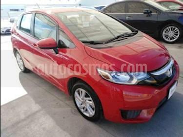 Foto venta Auto usado Honda Fit Fun 1.5L Aut (2017) color Rojo precio $207,000