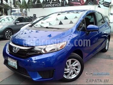 Foto venta Auto usado Honda Fit Fun 1.5L (2017) color Azul precio $220,000