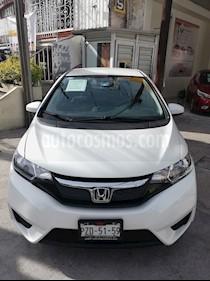 Foto venta Auto Seminuevo Honda Fit Fun 1.5L (2017) color Blanco Marfil precio $205,000