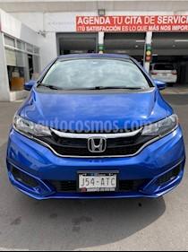 Foto venta Auto usado Honda Fit Fun 1.5L (2018) color Azul precio $228,000