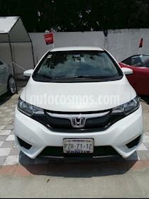 Foto Honda Fit Fun 1.5L usado (2015) color Blanco precio $157,000