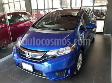 foto Honda Fit Fun 1.5L usado (2017) color Azul precio $178,000