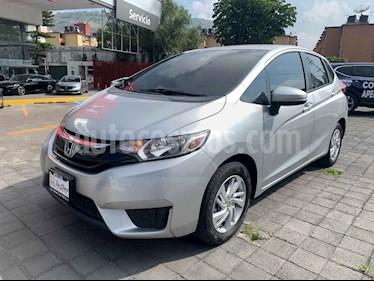 Foto venta Auto usado Honda Fit Fun 1.5L (2015) color Plata precio $165,000