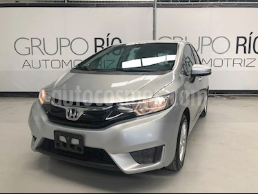 Foto venta Auto usado Honda Fit Fun 1.5L (2015) color Plata precio $175,000