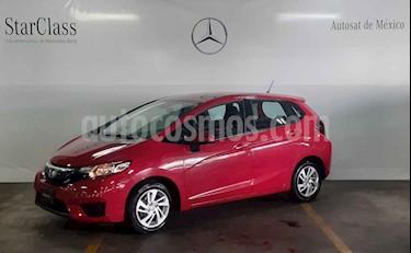 Foto Honda Fit Fun 1.5L usado (2015) color Rojo precio $179,000