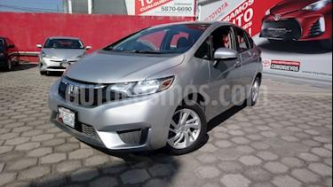 Foto venta Auto Seminuevo Honda Fit Fun 1.5L (2016) color Plata Diamante precio $184,000