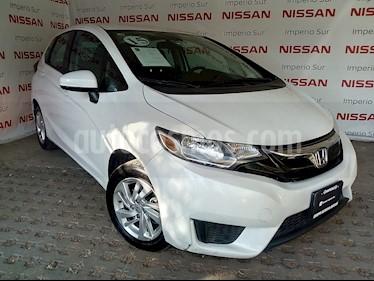 Foto venta Auto Seminuevo Honda Fit Fun 1.5L (2015) color Blanco Marfil precio $170,000