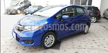 Honda Fit Fun 1.5L usado (2018) color Azul precio $205,000