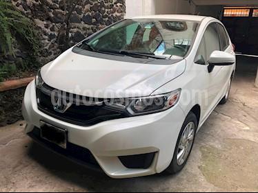 Foto venta Auto usado Honda Fit Fun 1.5L (2015) color Blanco Marfil precio $158,000