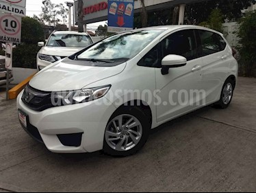 Honda Fit Fun 1.5L usado (2017) color Blanco precio $209,000