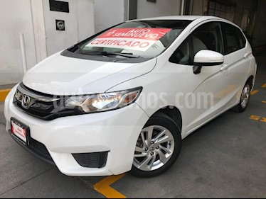 Foto venta Auto usado Honda Fit Fun 1.5L (2015) color Blanco Marfil precio $170,000