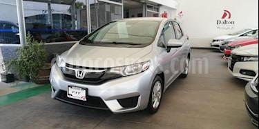Foto venta Auto usado Honda Fit Fun 1.5L (2016) color Plata precio $188,000