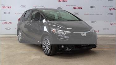 Foto venta Auto usado Honda Fit Hit 1.5L Aut (2017) color Negro precio $210,000