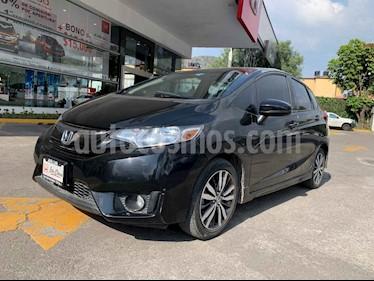 Foto Honda Fit Hit 1.5L Aut usado (2017) color Negro precio $218,000