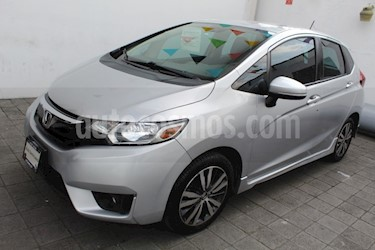 Honda Fit Hit 1.5L Aut usado (2015) color Plata Diamante precio $165,000