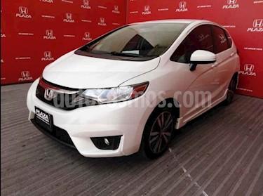 Foto Honda Fit Hit 1.5L Aut usado (2017) color Blanco precio $235,000