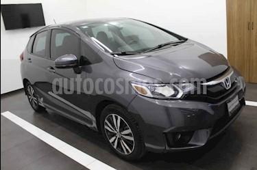 Foto Honda Fit Hit 1.5L Aut usado (2017) color Gris precio $229,000